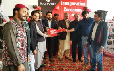 Inauguration of Dealership Juni Tractors – Layyah